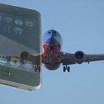 airplane wifi performance