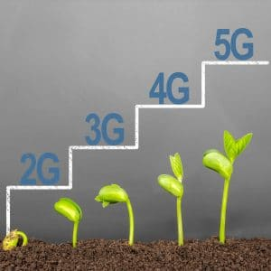 5G grows faster than 4G