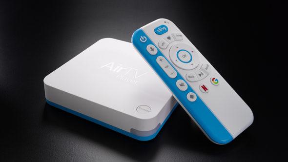 Air TV STB (Source: Sling blog website)