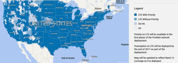 FirstNet State Plans