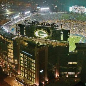Green Bay Wisconsin Football Stadium