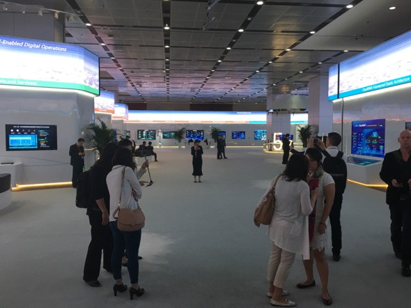Huawei digital transformation