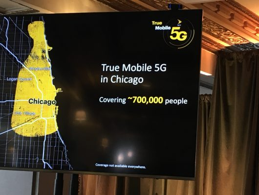 Sprint Chicago 5G Coverage Map