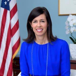 Jessica Rosenworcel, FCC Chairwoman
