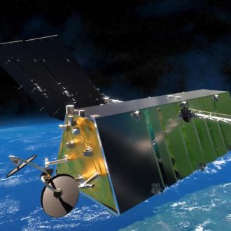 Telesat lightspeed LEO technology satellite