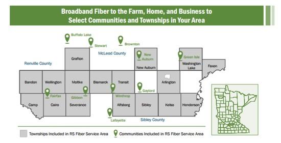 RS Fiber Locations