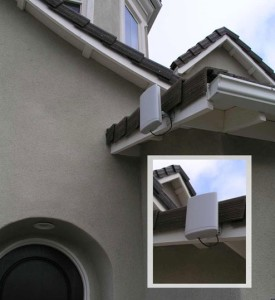 lte roof mount