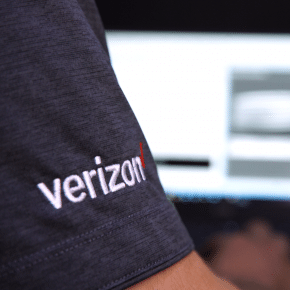 Verizon Technician Tests 5G Service Houston