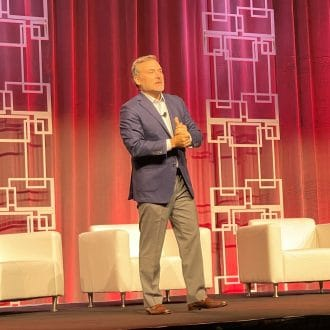 Windstream CEO at Fiber Connect 2021