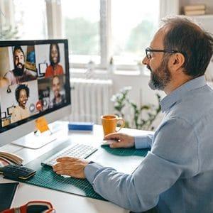 Work from home, broadband