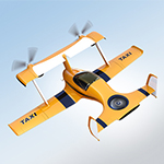 Image for AT&T and Uber Explore Air Taxis and Cargo Drones Leveraging LTE and 5G