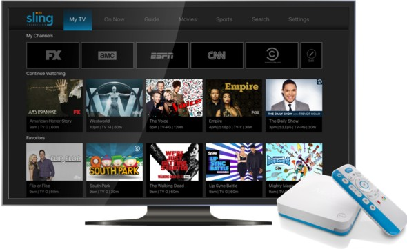 local channels on sling tv