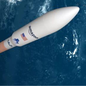 amazon atlas rocket