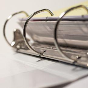 application binder
