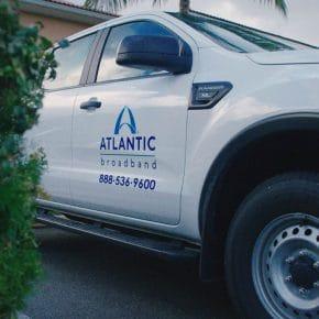 Atlantic Broadband Truck