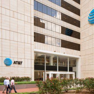 AT&T headquarters