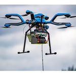Image for AT&T Flying COW Drone: Funny Name, Serious Mission