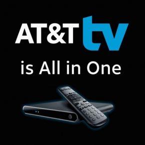 att tv all in one