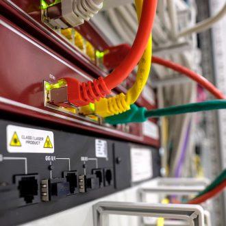 broadband network router