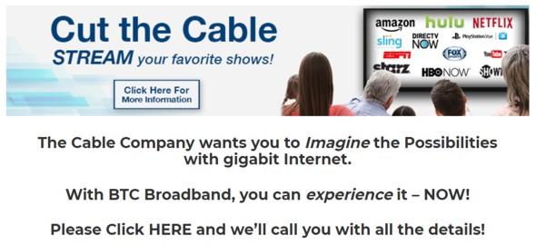 btc broadband net neutrality