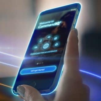 Calix CommandIQ Mobile App