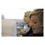 call staff for telecom providers