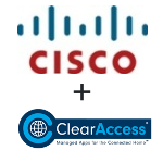 cisco attempts to acquire clearacess