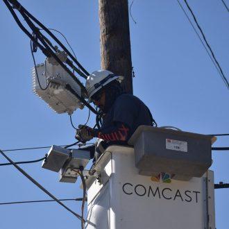 comcast cable tech