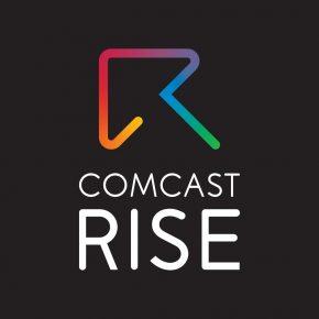 comcast rise logo