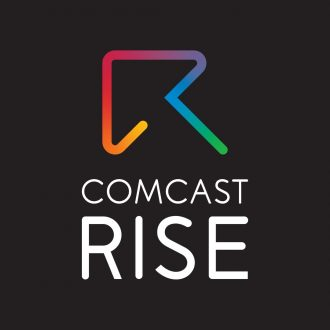 comcast rise logo