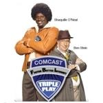 Comcast FBI Promotion