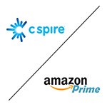 Image for C Spire Amazon Prime Offer Saves Customers $119 Annually