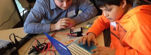 Technology Workshop for Dayton Students (Source: Innovate Dayton)