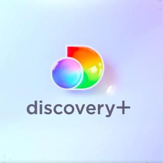 verizon discovery+ logo