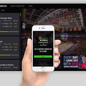DISH and DraftKings Introduce First-of-Its-Kind App
