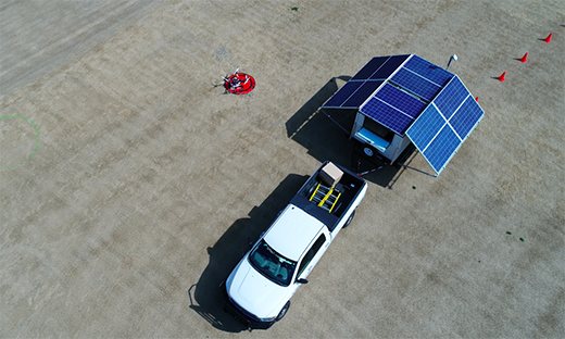 AT&T Drone Can Be Solar Powered, Eliminating Batteries (Source: AT&T)