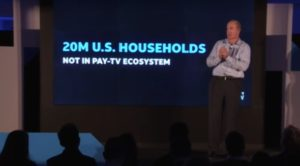 AT&T directv now launch