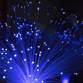 fiber optics imagery