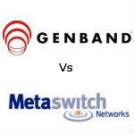 Genband versus Metaswitch