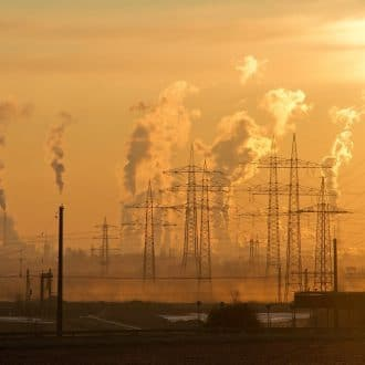 Greenhouse emission