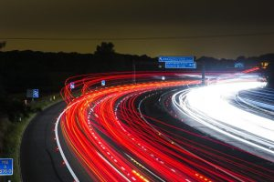 high speed traffic picture