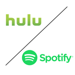 Image for Hulu and Spotify Expand Bundled Video and Music Offer to Anyone