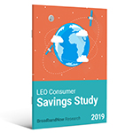 Image for Report: LEO Satellite Broadband Could Save U.S. Consumers More Than $30 Billion