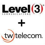 level3 +  tw telecom