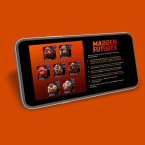 Madden Mobile App image