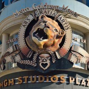 MGM Studios, Amazon to purchase.