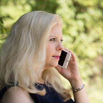 mobile phone call