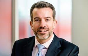 new Frontier CEO Nick Jeffrey