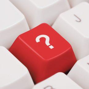 question on keyboard