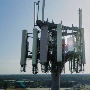 samsung virtualized 5G RAN tower